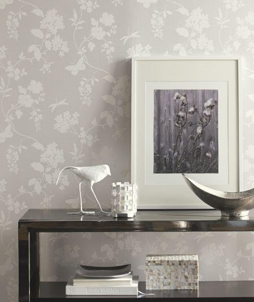 Ashford House Black And White York Wallcoverings