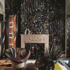 Mural Christian Lacroix PCL7020/01 Babylonia Nights Panoramic Histoires Naturelles