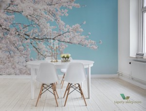 Fototapeta Rebel Walls R15541 Cherry Tree