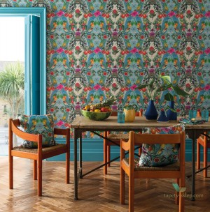 Tapeta Matthew Williamson W7263-02 Talavera Deya