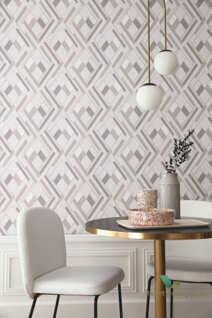 Tapeta Casamance 74632445 Shapes Delta