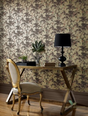 Tapeta 1838 Wallcoverings 1602-100-04 Harewood Avington