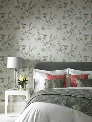 Tapeta 1838 Wallcoverings 1601-100-04 Rosemore Rosemore