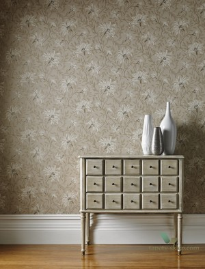 Tapeta 1838 Wallcoverings 1601-101-02 Fairhaven Rosemore