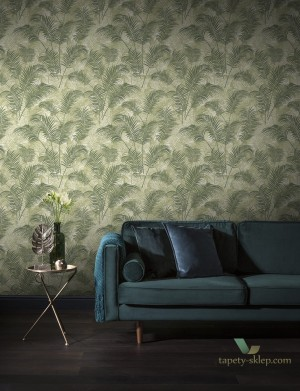 Tapeta Decoprint BL22760 Tropical Leaves Blooming