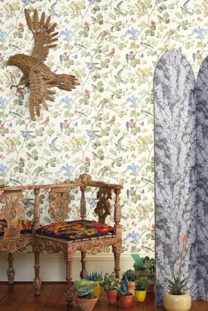 Tapeta 100/2006 Cole & Son Archive Anthology Winter Birds