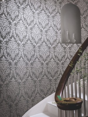 Tapeta Sanderson 216289 Waterperry Riverside Damask