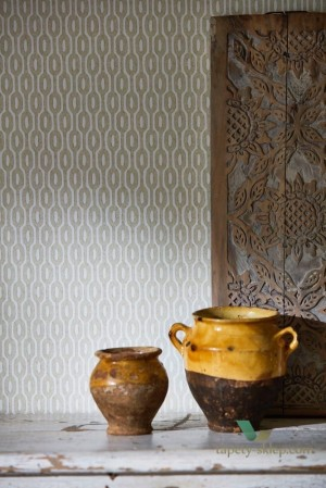 Tapeta Sanderson 216368 The Potting Room