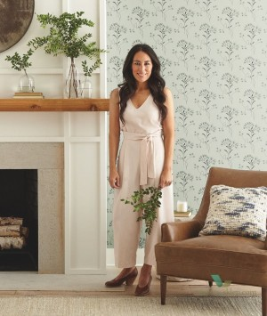 Tapeta York ME1516 Magnolia Home Joanna Gaines