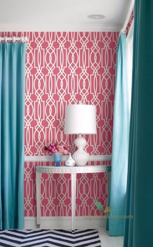 Tapeta Wallquest LA32102 Madison Geometric