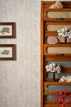 Tapeta Cole & Son 107/10048 Wood Grain Curio