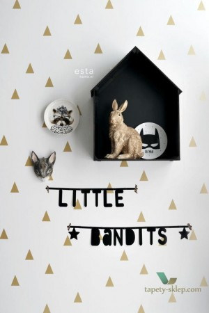 Tapeta Esta 138942 Little Bandits