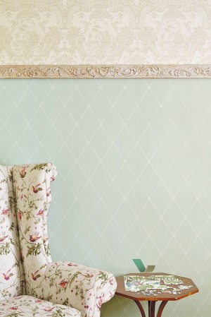 Tapeta 100/13064 Cole & Son Archive Anthology Large Georgian Rope Trellis