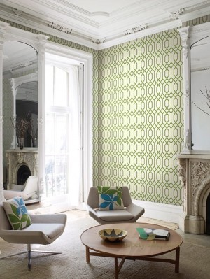Tapeta Wallquest LA30312 Madison Geometric