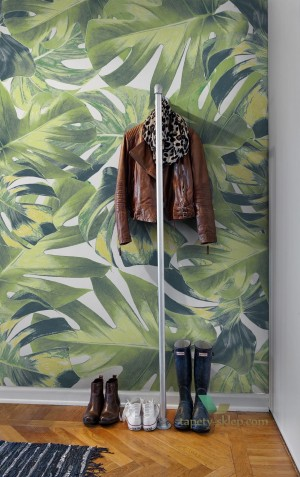 Fototapeta Monstera Rebel Walls R13041 Welcome To The Jungle