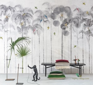 Mural Khroma DGWIL1023 Jungle Moon Wild