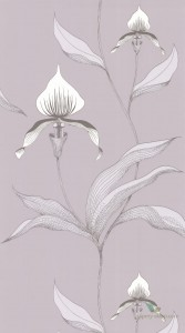 Tapeta Cole & Son Contemporary Restyled Orchid 95/10055