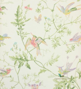 Tapeta 100/14067 Cole & Son Archive Anthology Hummingbirds