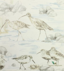 Tapeta Sanderson 216492 Estuary Birds
