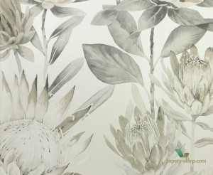 Tapeta Sanderson 216647 King Protea The Glasshouse