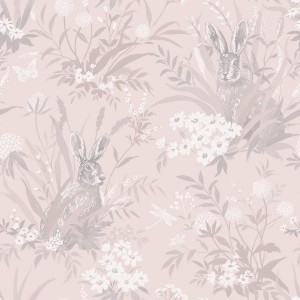 Tapeta 90810 Holden Patterdale Countryside Pink