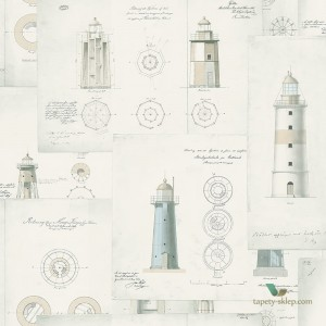 Tapeta Boras 8867 Lighthouse Marstrand II