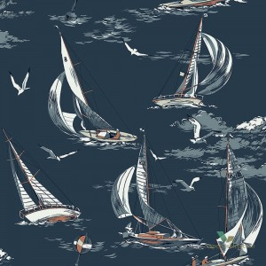 Tapeta Boras 8853 Sailboats Marstrand II