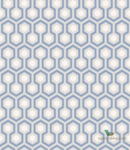 Tapeta Cole&Son Hicks Hexagon 66/8054 The Conptemporary Collection