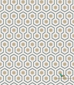 Tapeta Cole&Son Hicks Hexagon 95/3016 The Conptemporary Collection