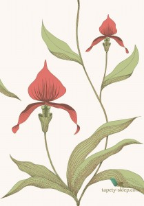 Tapeta Cole&Son Orchid 95/10054 The Conptemporary Collection