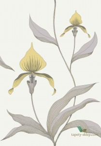 Tapeta Cole&Son Orchid 95/10057 The Conptemporary Collection