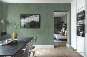 Tapeta Rebel Walls R16752 Brushstrokes Jade