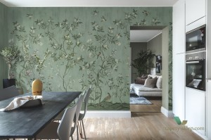 Tapeta Rebel Walls R16742 Chinoiserie Chic Jade