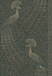 Tapeta Cole&Son Pavo Parade 116/8031 Pearwood