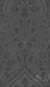 Tapeta Cole&Son Pugin Palace Flock 116/9035 Pearwood