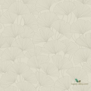 Tapeta Boras 7267 Ginkgo Graceful Stories