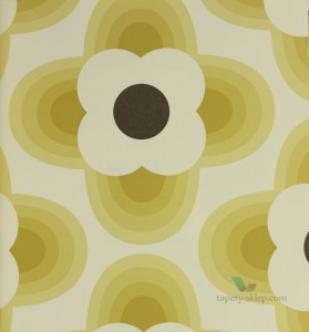 Tapeta Harlequin Orla Kiely 110405 Striped Petal