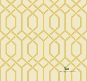 Tapeta Wallquest LA30315 Madison Geometric