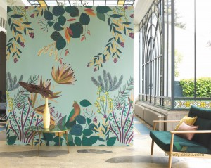Mural Caselio 101517209 Beauty Full Image