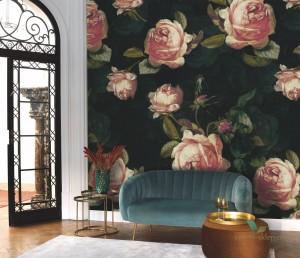 Mural Casadeco 84929413 Beauty Full Image