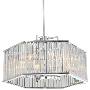 Lampa Glasgow P06384CH Cosmo Light