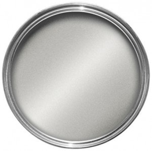 Farba srebrna CROWN FASHION WALL METALLIC Sophistication Silver 1.25L
