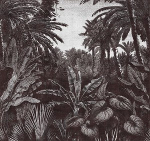 Tapeta London Art 17016-01 Tropical Mornings