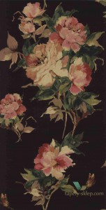 Tapeta 1838 Wallcoverings 1703-108-06 Madama Butterfly Camellia