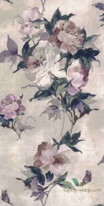 Tapeta 1838 Wallcoverings 1703-108-01 Madama Butterfly Camellia