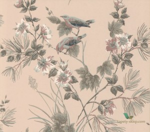 Tapeta 1838 Wallcoverings 1601-100-02 Rosemore Rosemore