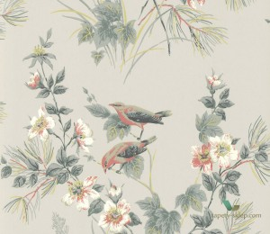 Tapeta 1838 Wallcoverings 1601-100-05 Rosemore Rosemore