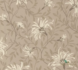 Tapeta 1838 Wallcoverings 1601-101-03 Fairhaven Rosemore