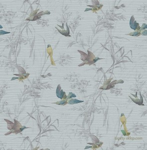 Tapeta KT Exclusive FJ40904 Birds of Paradise Sanctuary