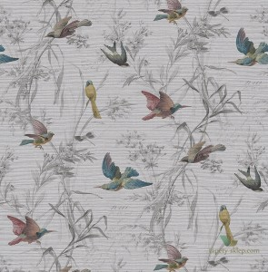 Tapeta KT Exclusive FJ40909 Birds of Paradise Sanctuary